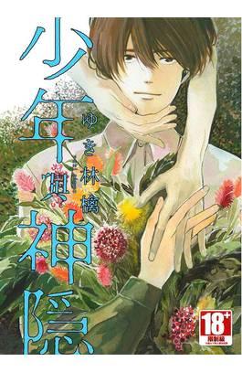 少年與神隱(全)特別版封面