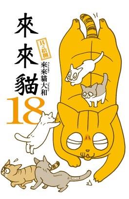 來來貓(18)封面
