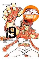 聖鬪士星矢完全版(09)封面
