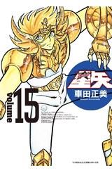 聖鬪士星矢完全版(15)封面