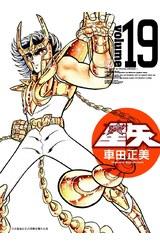 聖鬪士星矢完全版(19)封面