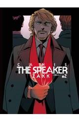 CANIS THE SPEAKER ─發語者─(02)限定版封面