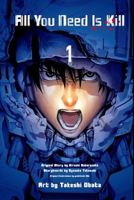 All You Need Is Kill(01)封面